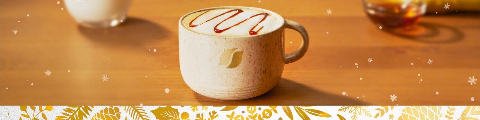 Festive-Creamy-Caramel-Latte