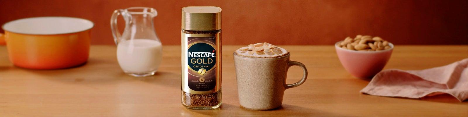 Roasted Almond Coffee