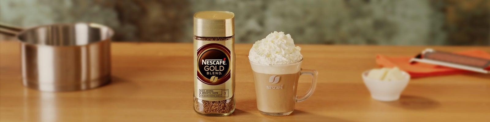 White Chocolate Mocha