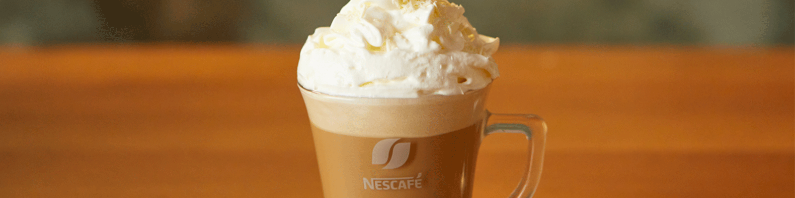 NESCAFE White Chocolate Mocha