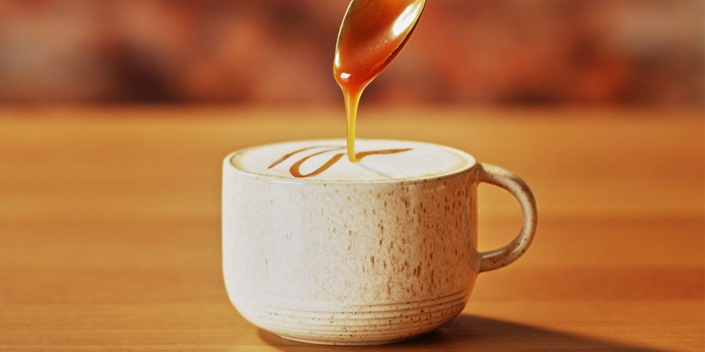 NESAFE Creamy Caramel Latte