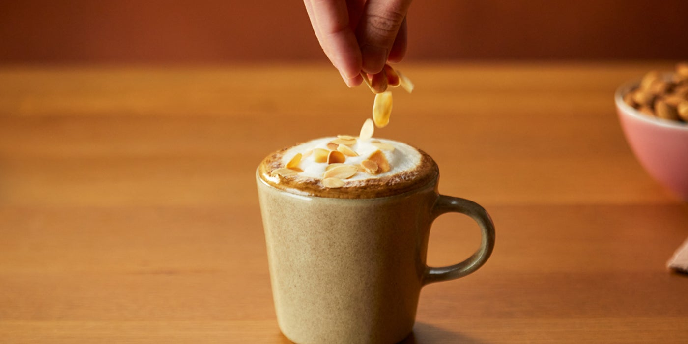 NESCAFE Roasted Almond Coffee