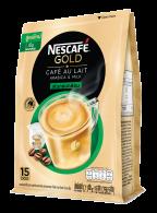 Nescafe Gold Café Au Lait Arabica & Milk Intenso