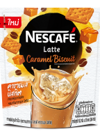 NESCAFÉ Latte Caramel Biscuit