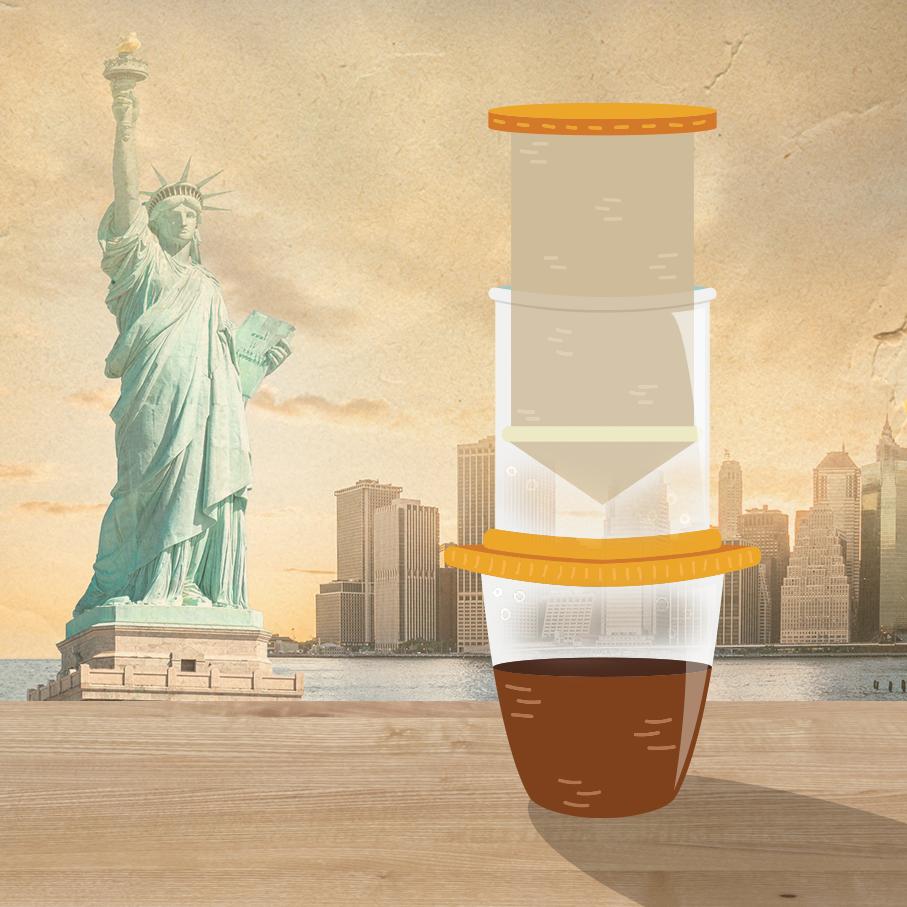 Khám phá dụng cụ pha chế cà phê thủ công vòng quanh thế giới